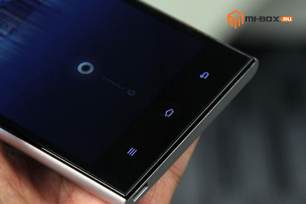 Обзор Xiaomi Mi 3 - кнопки управления