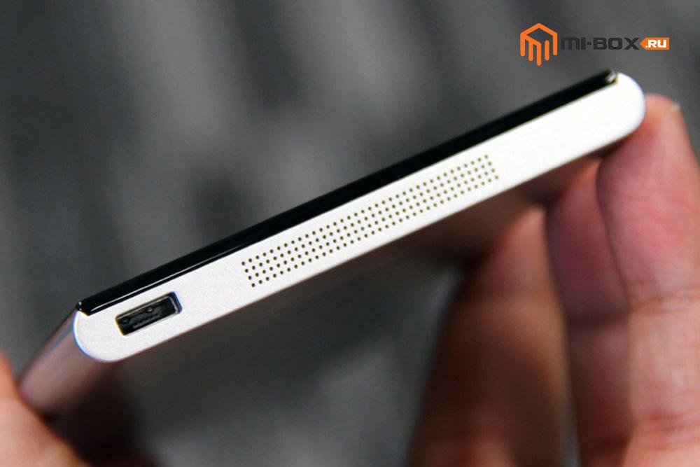 Обзор Xiaomi Mi 3 - нижняя грань