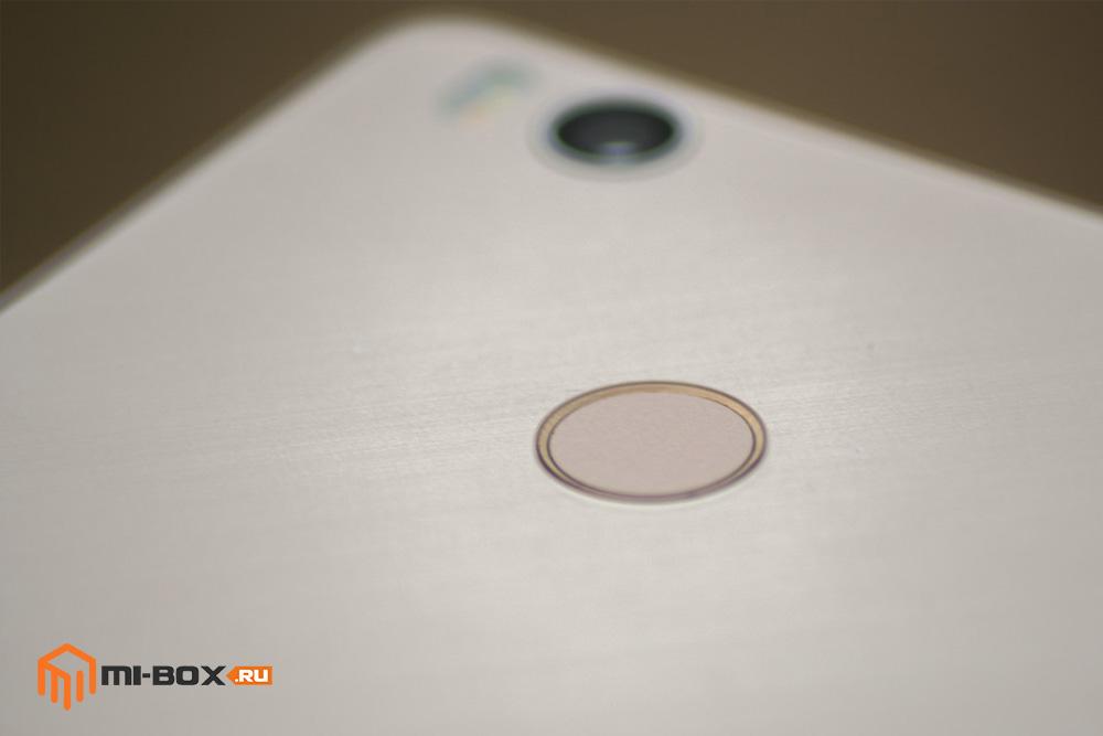 Обзор Xiaomi Mi 4S - сканер отпечатков пальцев