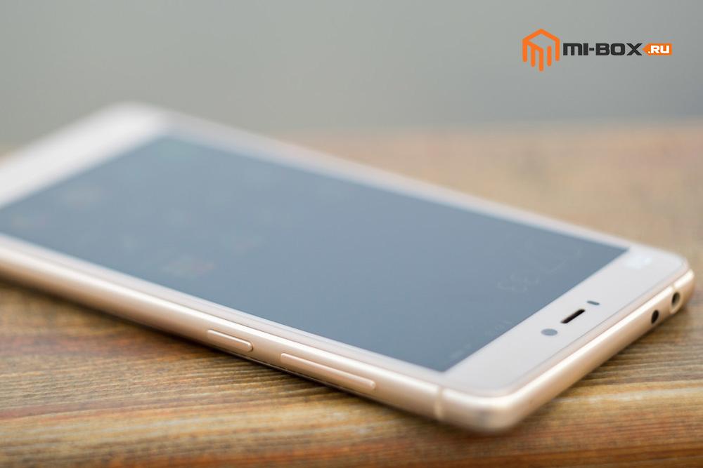 Обзор Xiaomi Mi 4S - верхняя грань