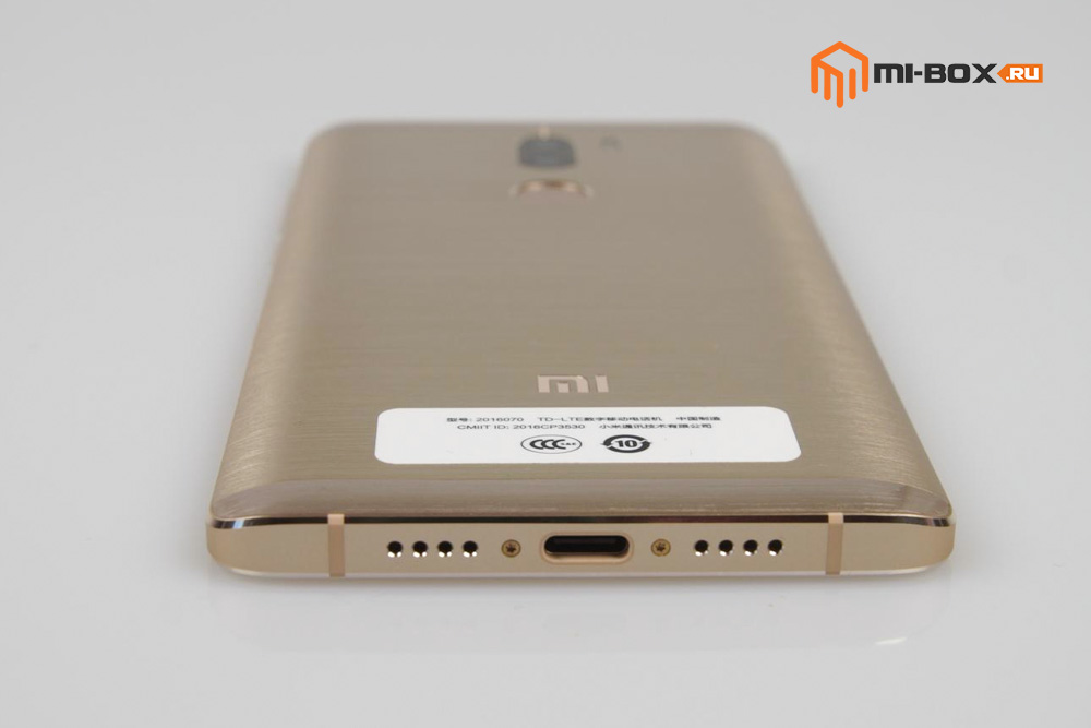 Обзор Xiaomi Mi 5s Plus - нижняя грань