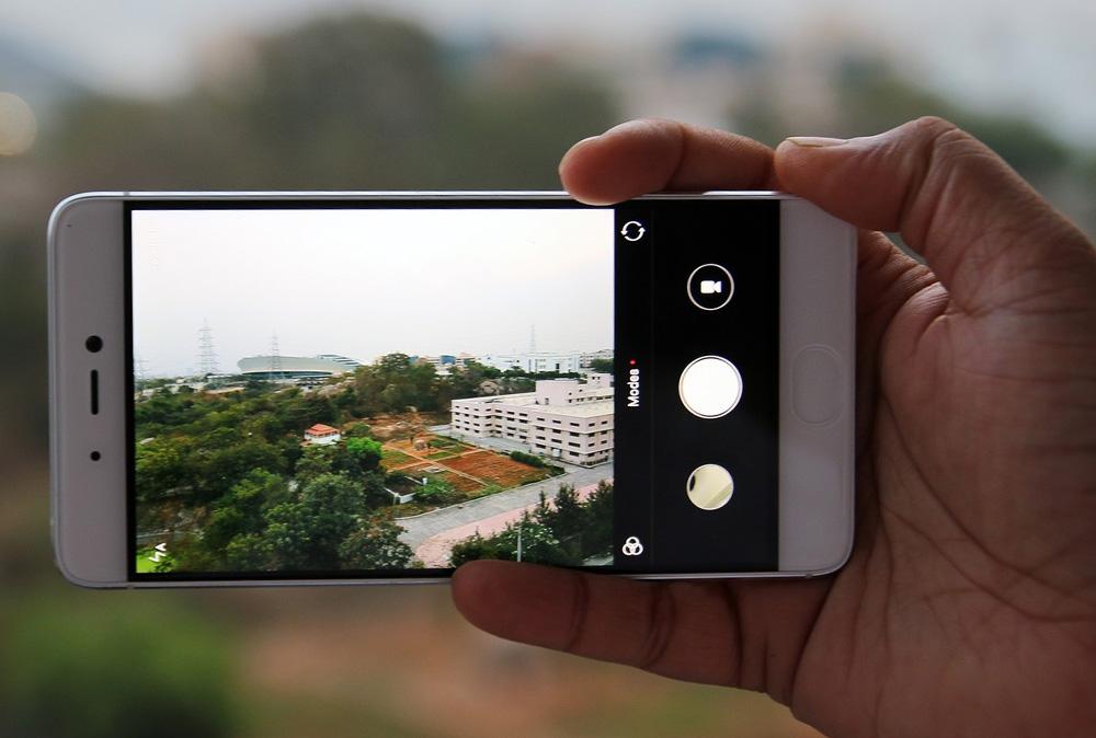 Обзор Xiaomi Mi 5s - камера