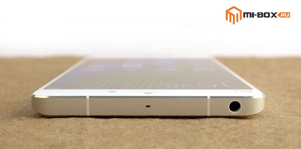 Обзор Xiaomi Mi Note - верхняя грань