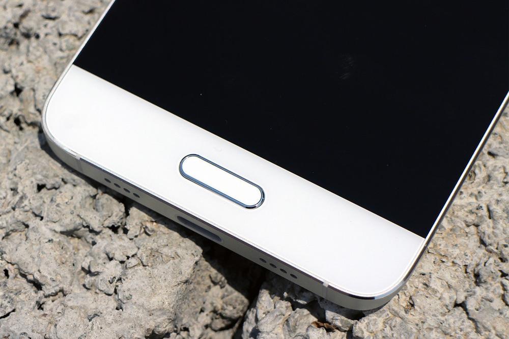 Обзор Xiaomi Mi5 - кнопка управления
