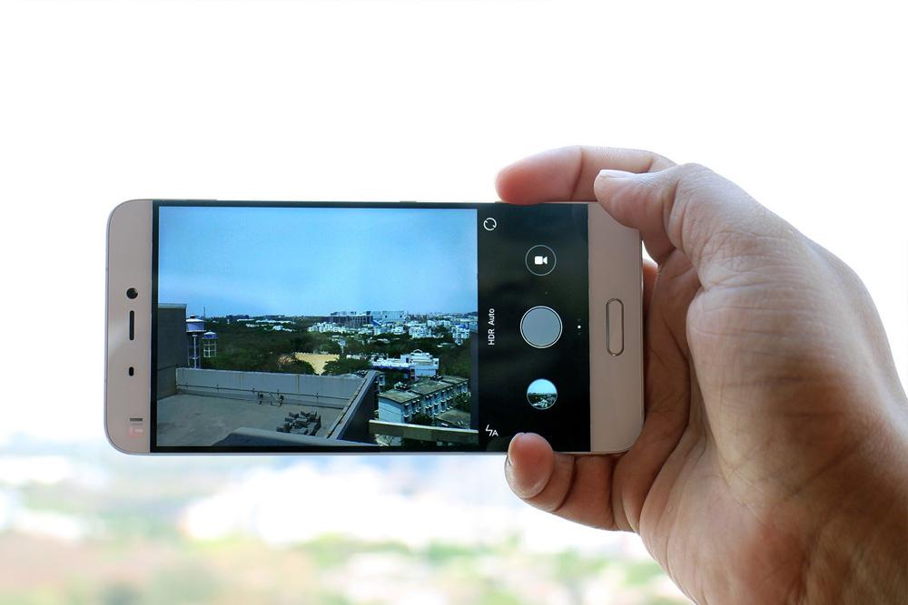 Обзор Xiaomi Mi5 - съемка камеры