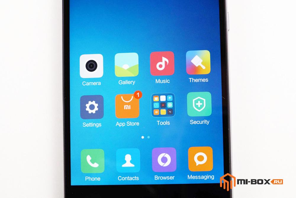 Обзор Xiaomi Redmi Note 3 - дисплей