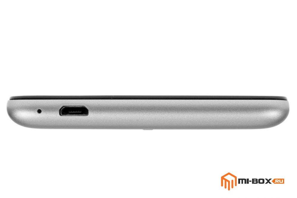 Обзор Xiaomi Redmi Note 3 - нижняя грань