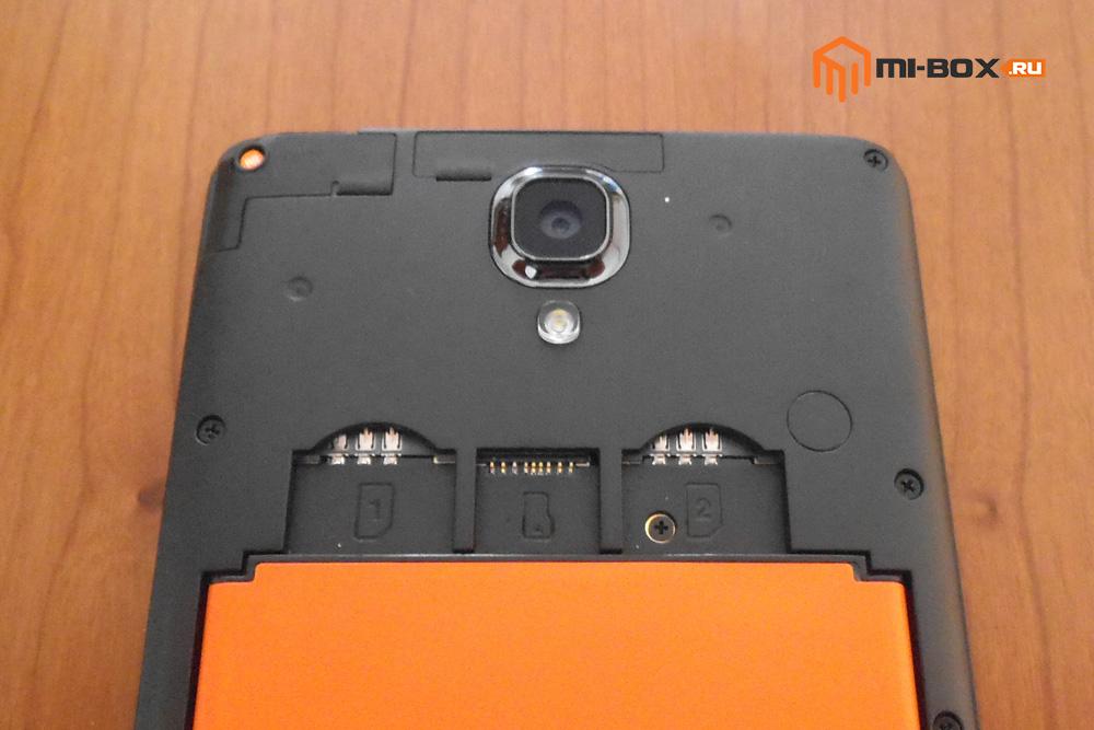 Обзор Xiaomi Redmi Note - аккумуляторная батарея