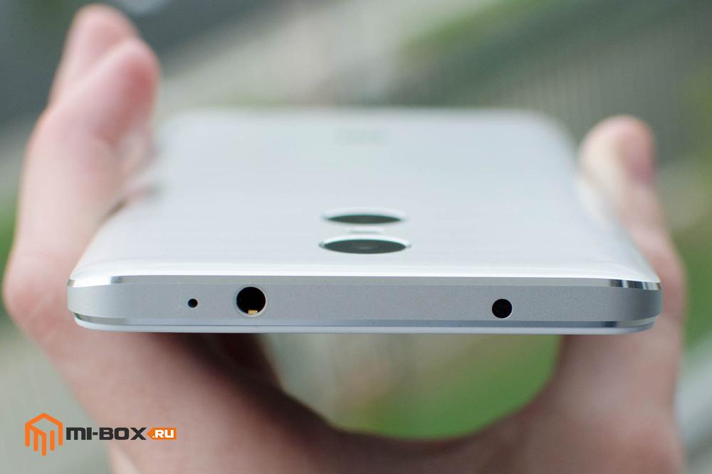 Обзор Xiaomi Redmi Pro - верхняя грань