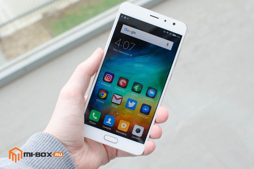 Обзор Xiaomi Redmi Pro - внешний вид
