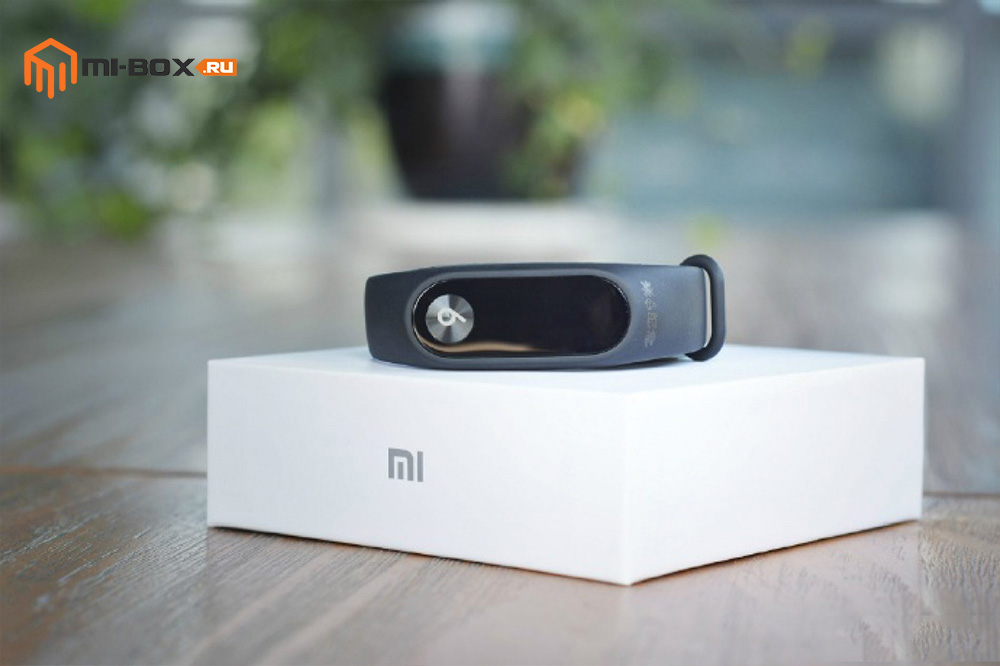 Фитнес-трекер Xiaomi Mi Band 2 Mi6 Edition