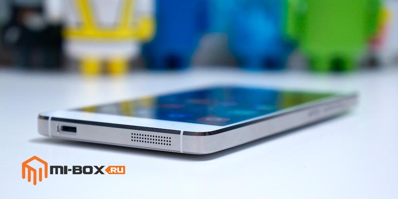 Обзор Xiaomi Mi 4 - нижняя грань