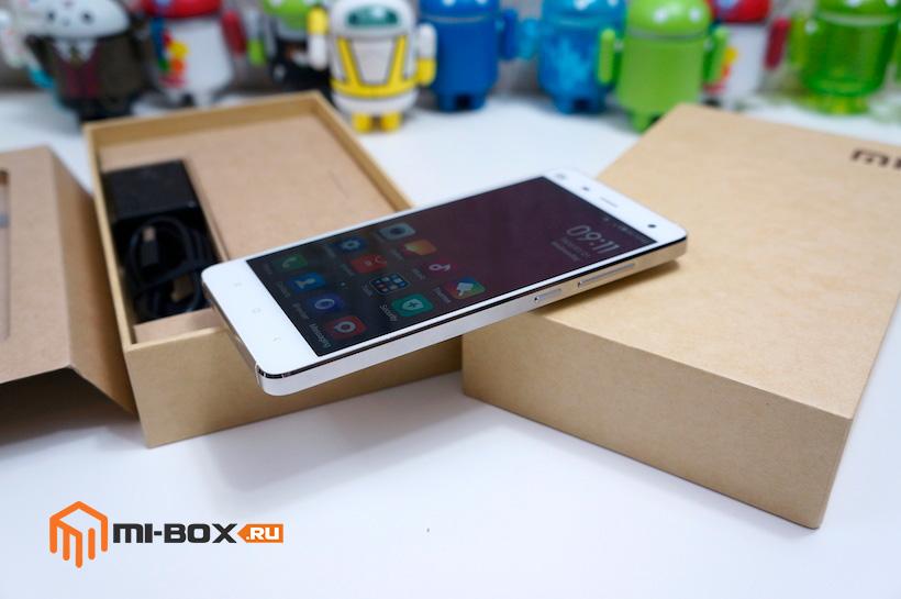 Обзор Xiaomi Mi 4 - правая грань