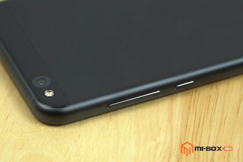 Обзор Xiaomi Mi 5c - правая грань