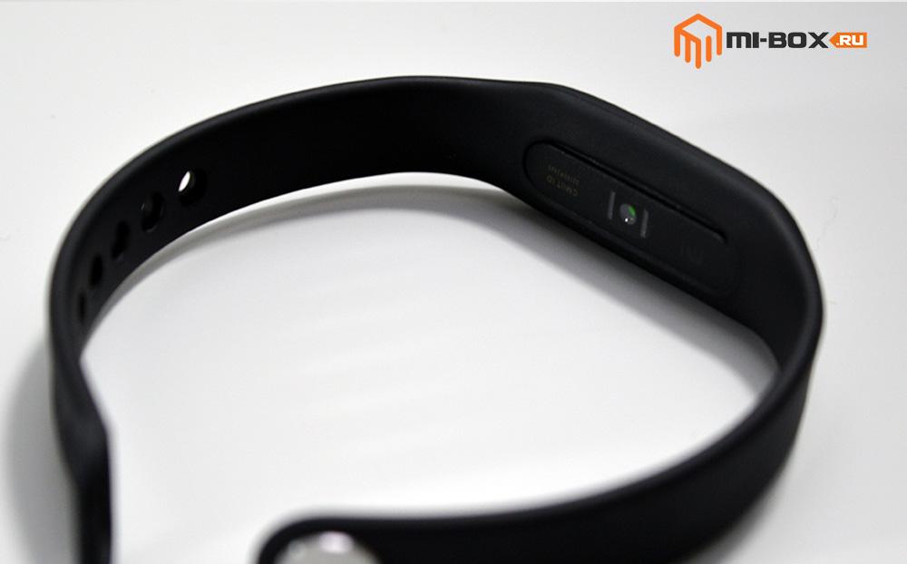 Обзор Xiaomi Mi Band 1S Pulse - пульсометр