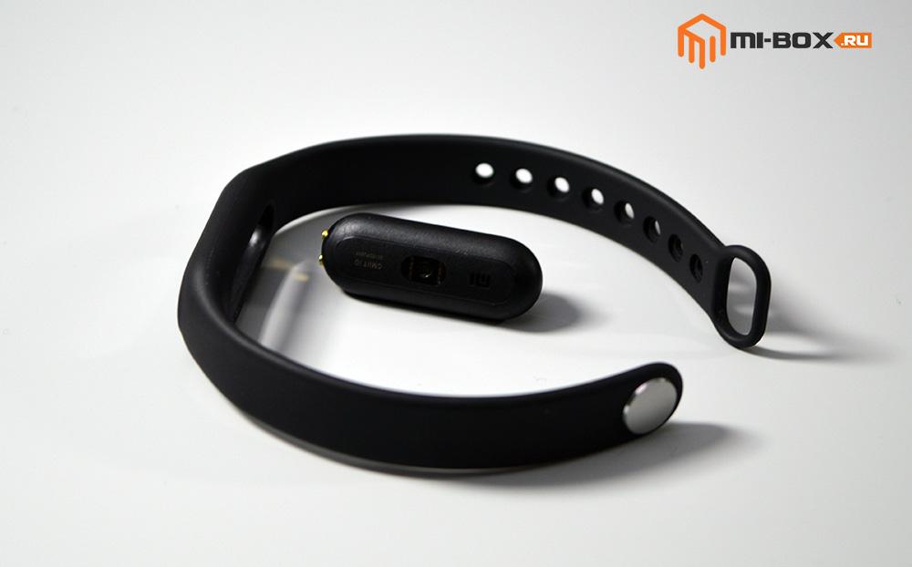 Обзор Xiaomi Mi Band 1S Pulse - ремешок и капсула