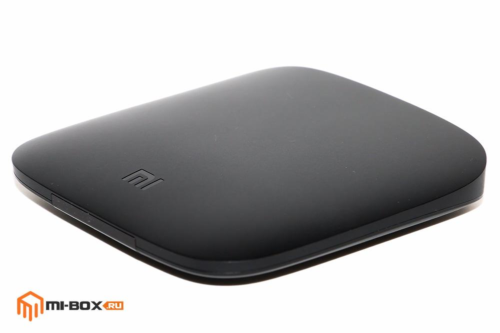 Обзор Xiaomi Mi Box 3 - внешний вид