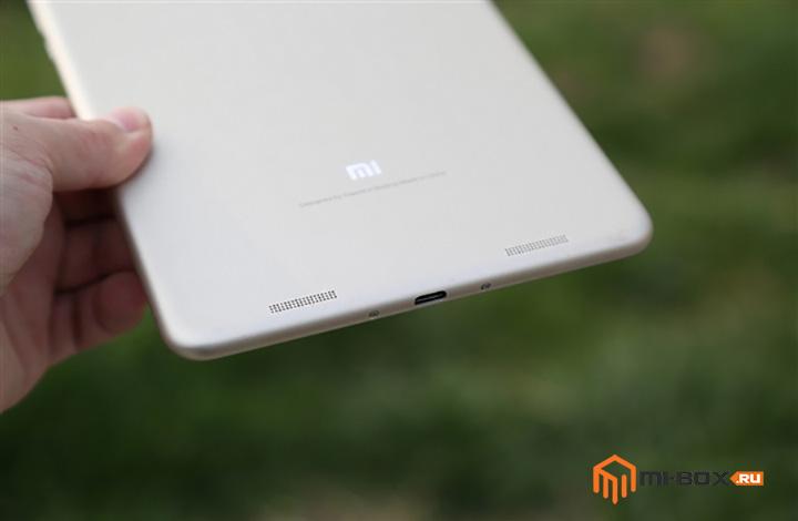 Обзор Xiaomi Mi Pad 3 - динамики