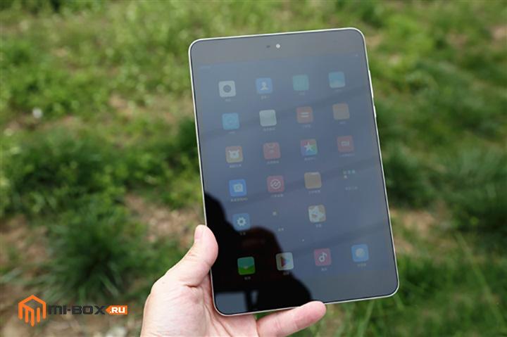 Обзор Xiaomi Mi Pad 3 - дисплей