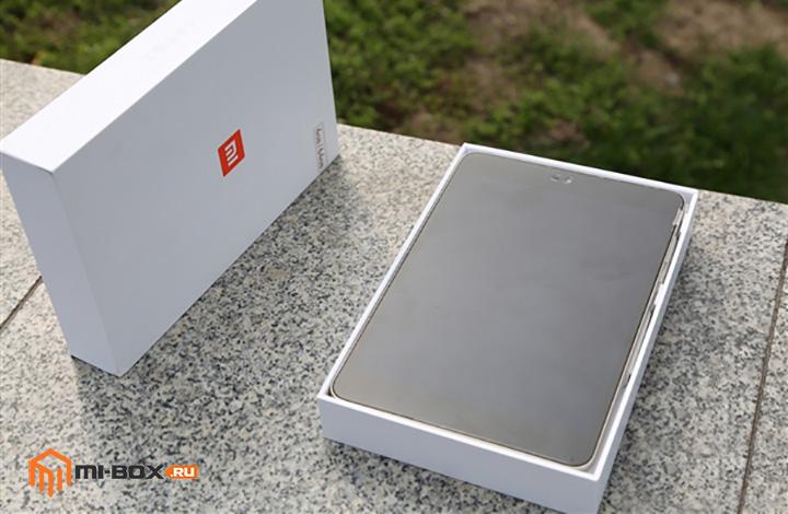 Обзор Xiaomi Mi Pad 3 - упаковка