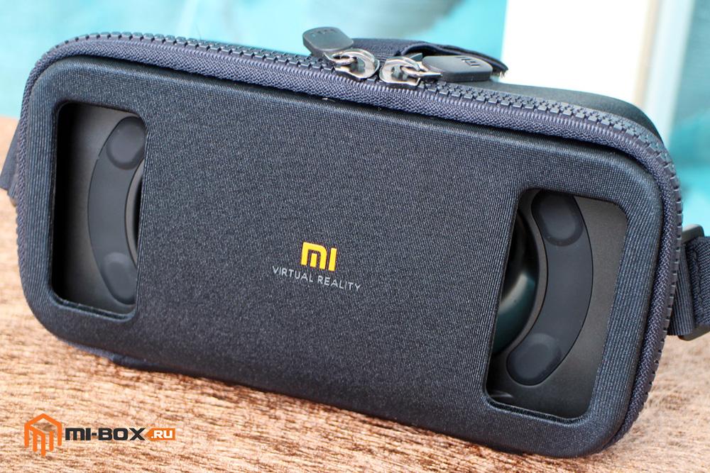 Обзор Xiaomi Mi VR Play - внешний вид