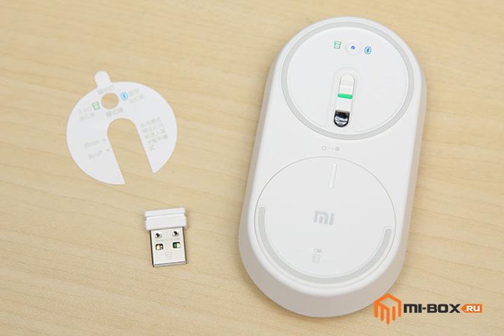 Обзор Xiaomi Portable Mouse - радиоприемник