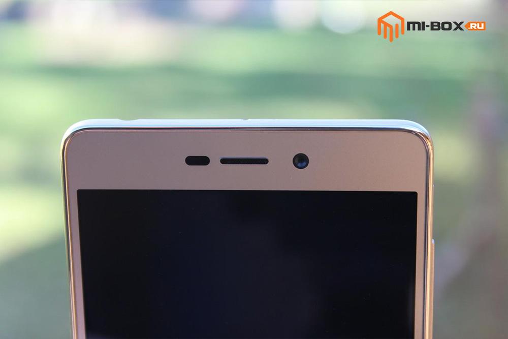 Обзор Xiaomi Redmi 3 Pro - фронтальная камера