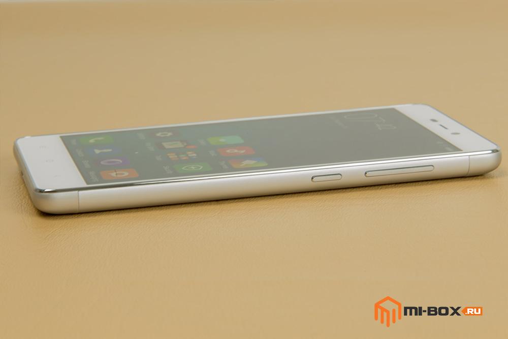 Обзор Xiaomi Redmi 3 - правая грань