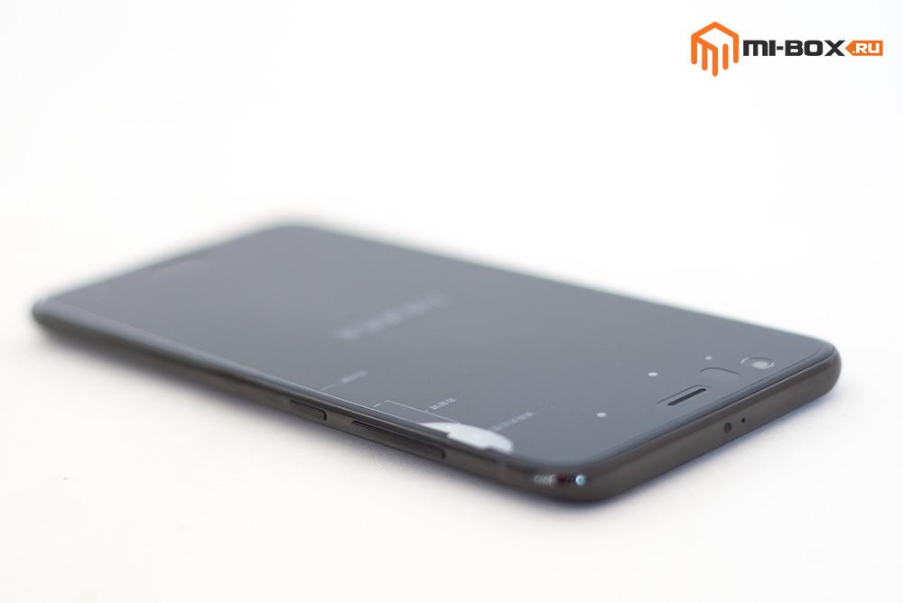 Обзор смартфона Xiaomi Mi6 - кнопки громкости и включения