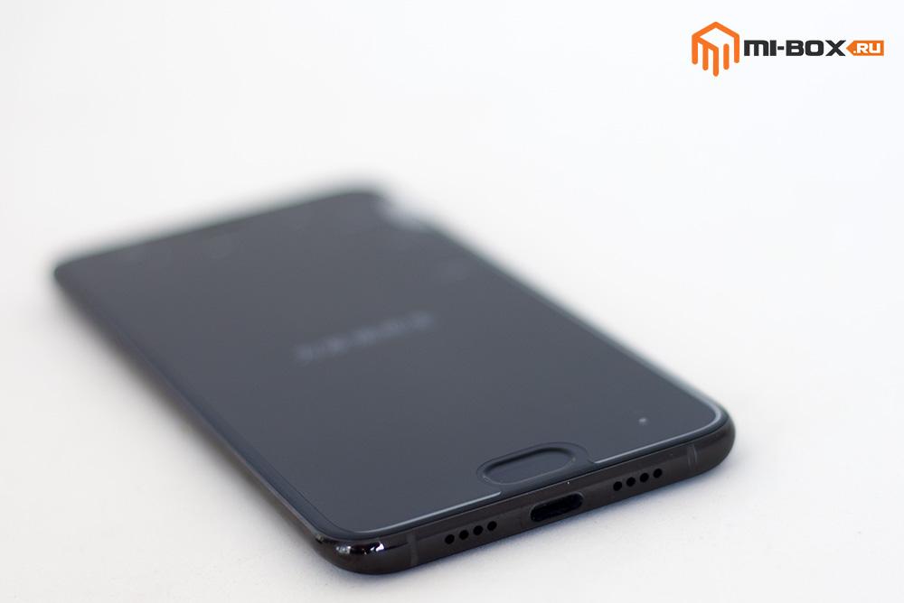 Обзор смартфона Xiaomi Mi6 - нижняя грань