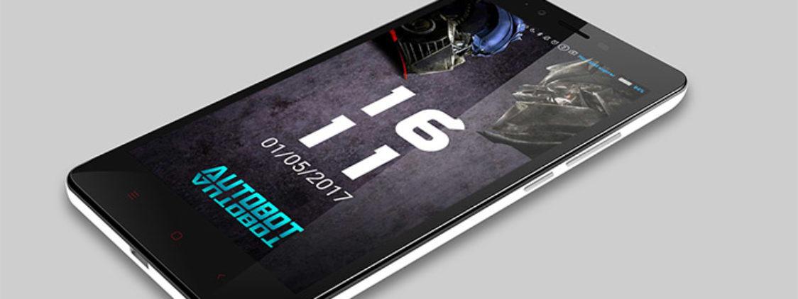 Autobots — стильная тема для MIUI по фильму Трансформеры