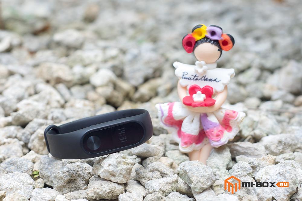 Как настроить время на Xiaomi Mi Band 2