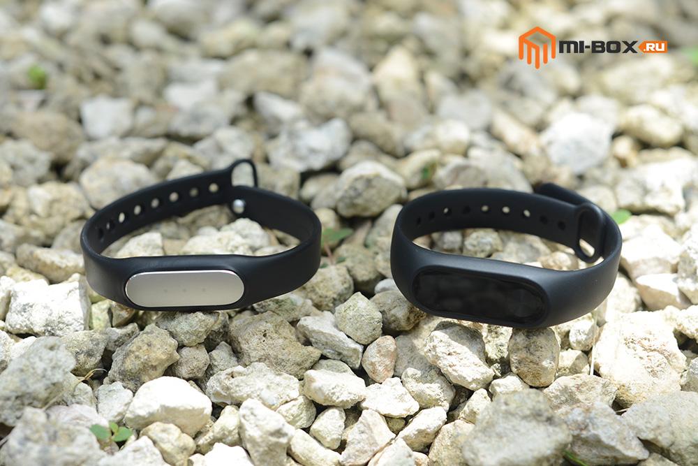 Xiaomi Mi Band 1s Pulse и Xiaomi Mi Band 2