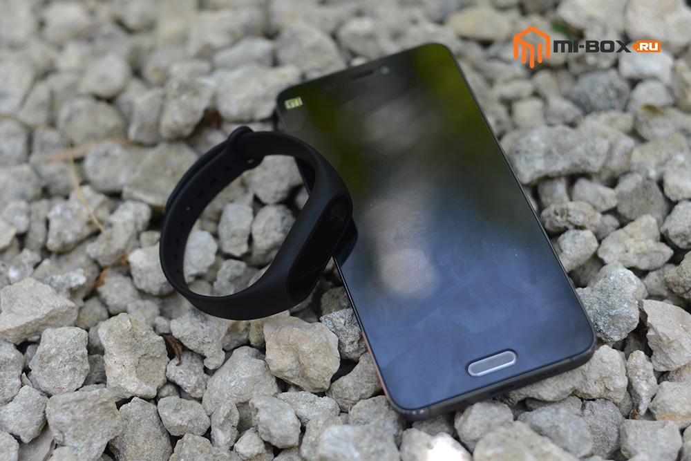 Xiaomi Mi Band 2 не подключается