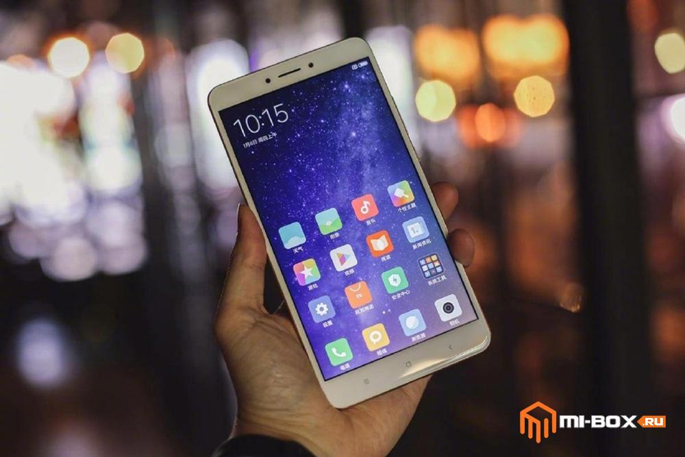 Обзор Xiaomi Mi Max 2 - внешний вид