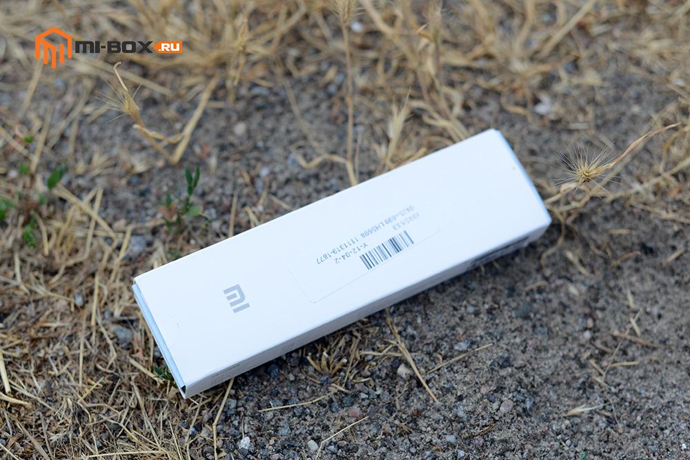 Обзор Xiaomi Mi TDS - упаковка