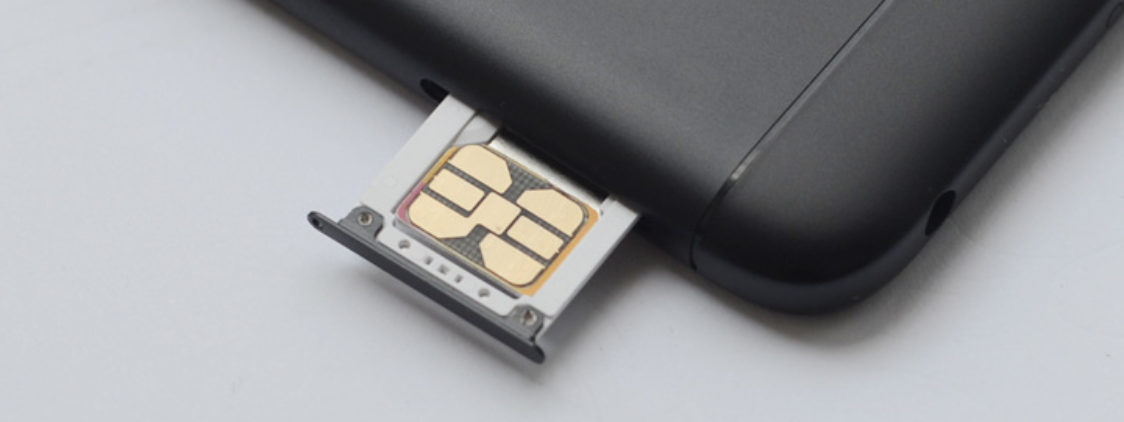 Как вставить симку в Xiaomi Redmi 4x