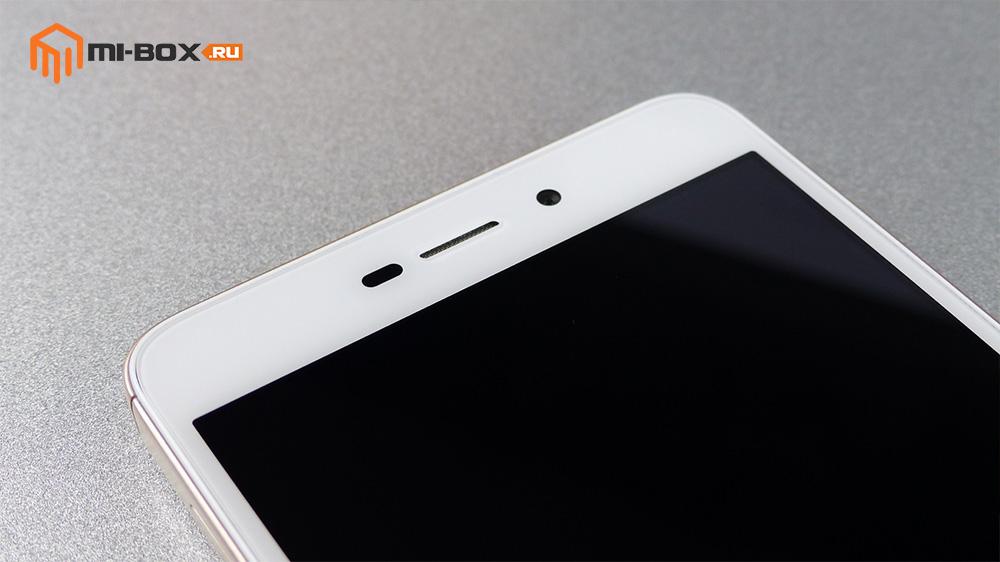 Обзор Xiaomi Redmi 4a - набор датчиков