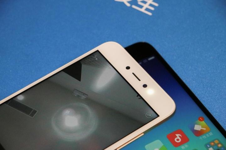 Сматрфон Xiaomi Redmi Note 5A Prime - фронтальная камера