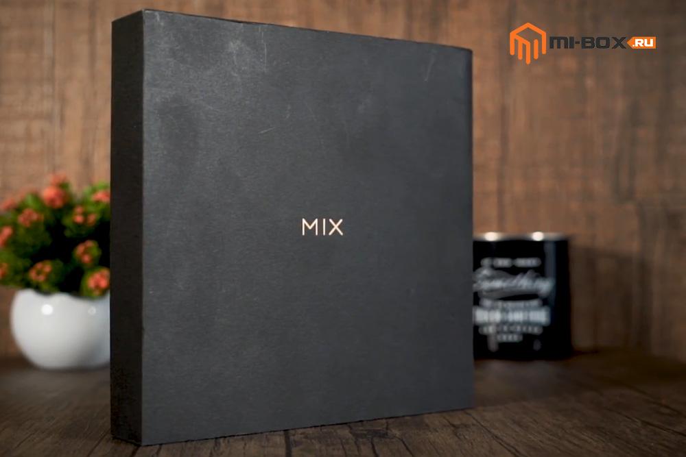 Обзор Xiaomi Mi Mix 2 - упаковка