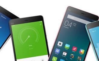 Xiaomi продолжает завоевывать рынки