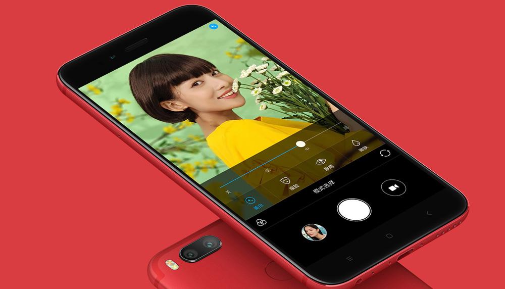 Представлен красный Xiaomi Mi 5x