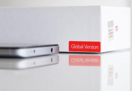 Чем отличается азиатская версия от международной Xiaomi?