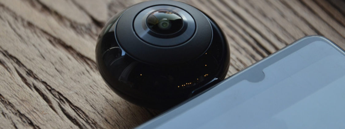 Xiaomi MADV Mini — сферическая камера для смартфонов