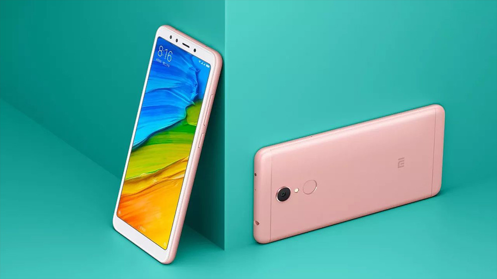 Xiaomi Redmi 5 - внешний вид
