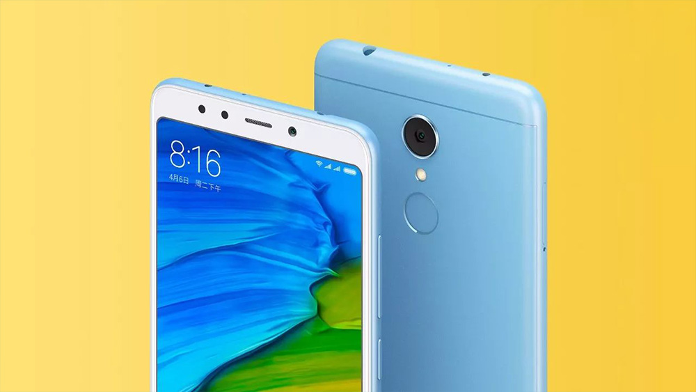 Xiaomi Redmi 5 - камера