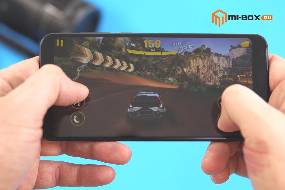 Обзор Xiaomi Redmi 5 Plus - производительность