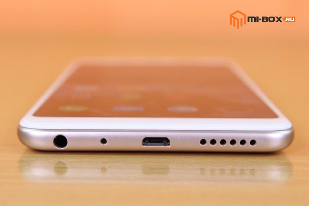 Обзор Xiaomi Redmi Note 5 PRO - верхняя грань
