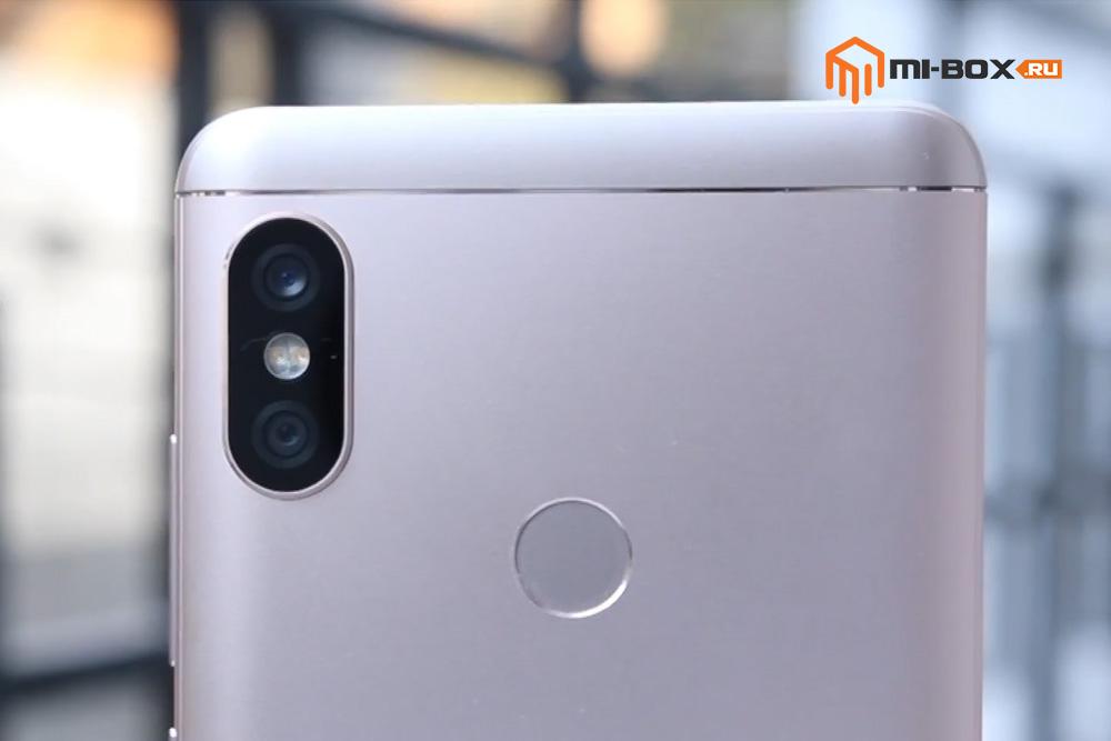Обзор Xiaomi Redmi Note 5 PRO - основная камера