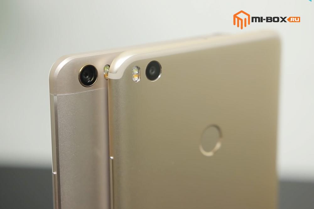 Xiaomi Mi Max или Mi Max 2 - что купить - камера